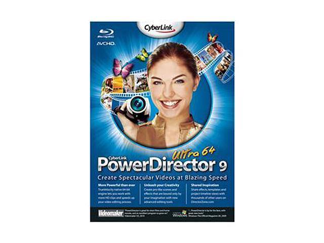 Cyberlink powerdirector 9 buy now