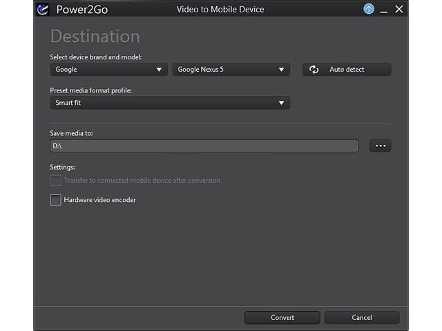 CyberLink Power2Go 10 Deluxe - Download - Newegg com
