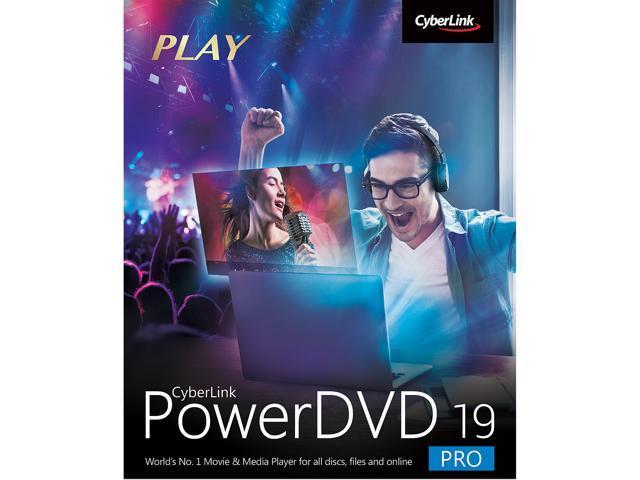 CyberLink PowerDVD 19 Pro - Download - Newegg com