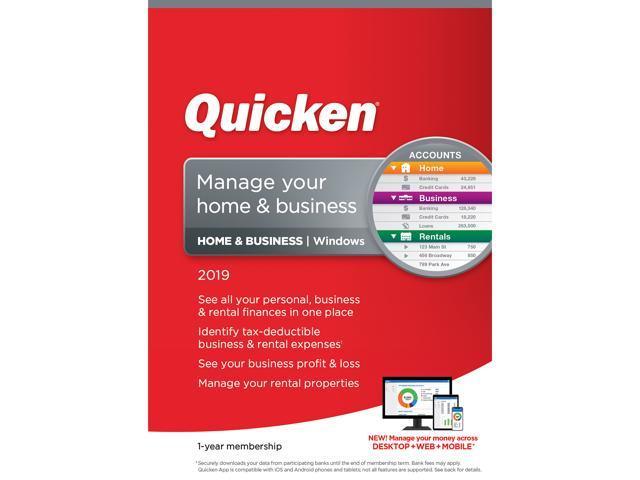 Quicken 2009 Home & Business Compare Deals & Buy Online