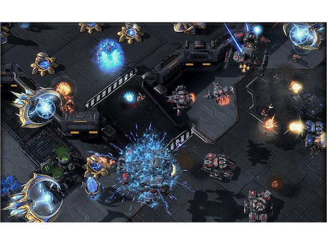 Starcraft II: Heart of the Swarm PC Game - Newegg com