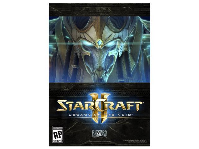 Starcraft II: Legacy of the Void - PC - Newegg com