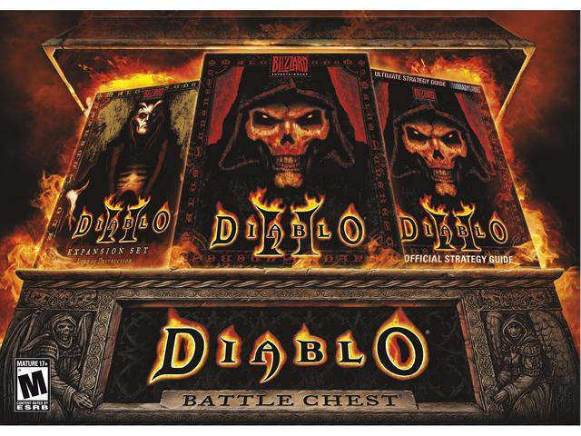 Diablo II BattleChest PC Game - Newegg com