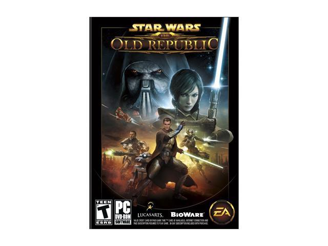 Star Wars: Old Republic Online PC Game