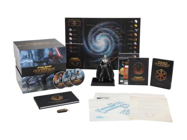 Star Wars Old Republic Collectors Edition Pc Game Neweggcom