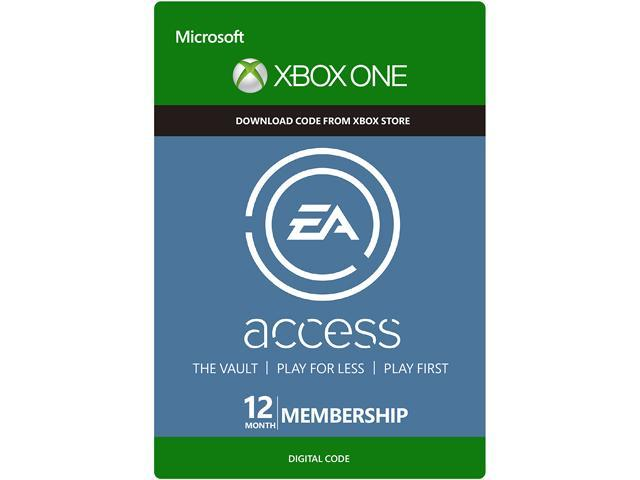 Ea access 12 month subscription xbox one digital code newegg ea access 12 month subscription xbox one digital code fandeluxe Choice Image