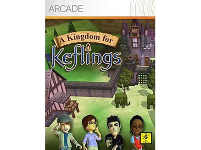 A Kingdom For Keflings XBOX 360 Digital Code