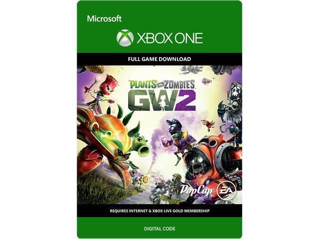 plants vs zombies garden warfare 2 xbox one digital code - Plants Vs Zombies Garden Warfare Xbox One