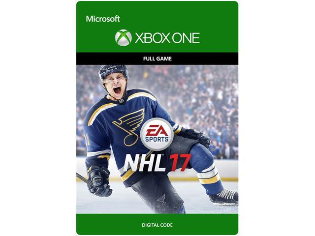 Nhl 17 Xbox One Digital Code Neweggcom