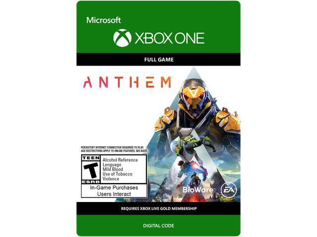 Anthem Xbox One [Digital Code] - Newegg com