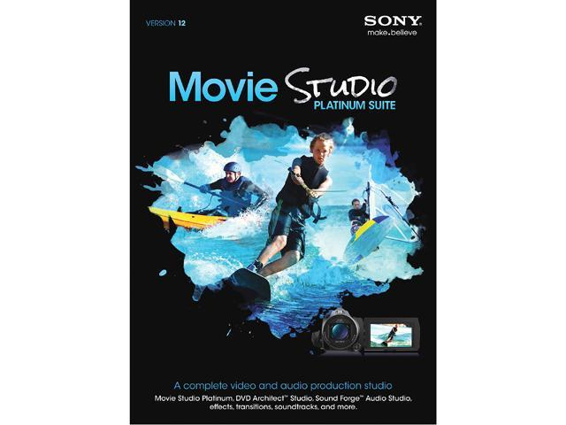 Purchase by cheap sony movie studio platinum 12 suite