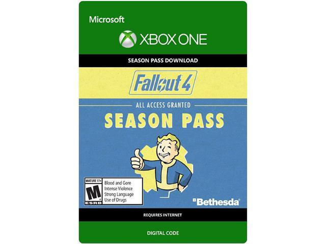 Fallout 4 Season Pass XBOX One [Digital Code] - Newegg com