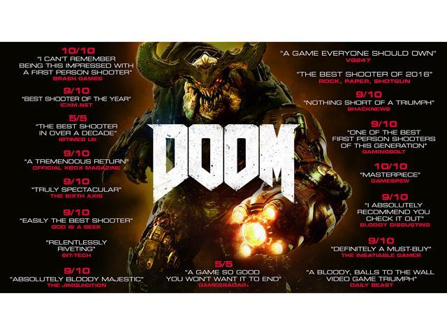 Doom - PC - Newegg com