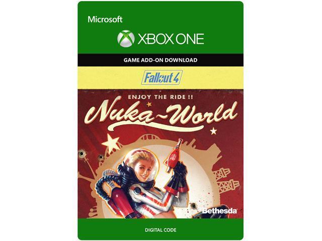 Fallout 4: Nuka-World Xbox One [Digital Code] - Newegg com