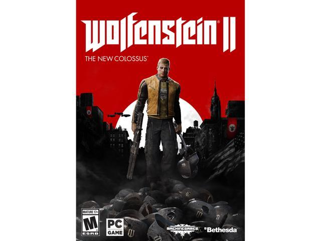 Wolfenstein 2: The New Colossus - PC - Newegg com