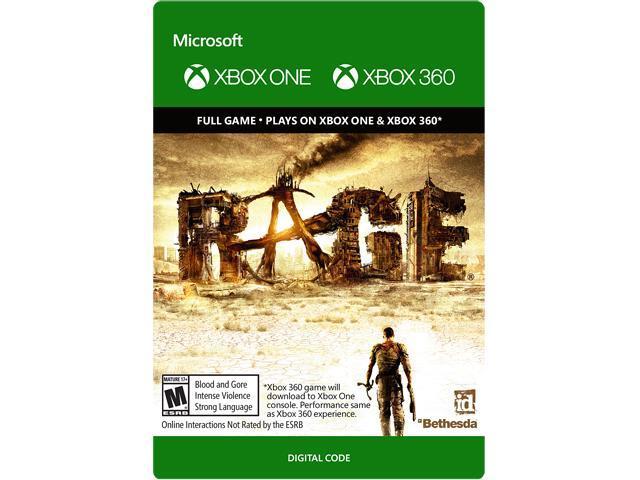 Rage Xbox One & Xbox 360 [Digital Code] - Newegg com