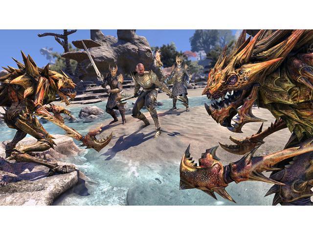 The Elder Scrolls Online: Summerset - Digital Collector's Upgrade [Online  Game Code] - Newegg com