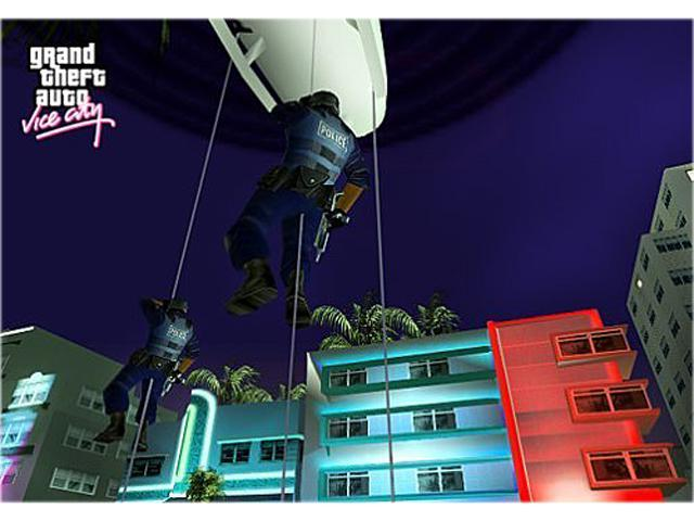 Grand Theft Auto: Vice City [Online Game Code] - Newegg com