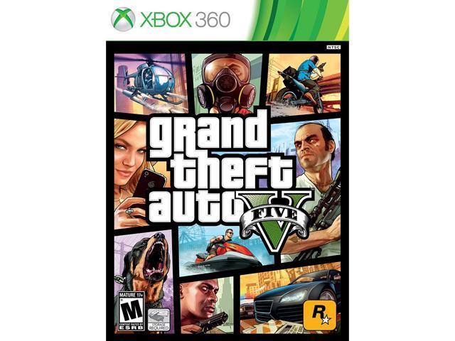 Grand Theft Auto V XBOX 360 [Digital Code] - Newegg com