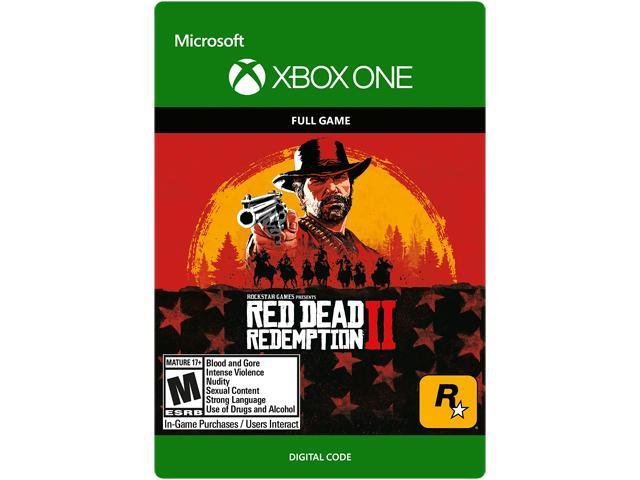 Red Dead Redemption 2 Xbox One [Digital Code] - Newegg com