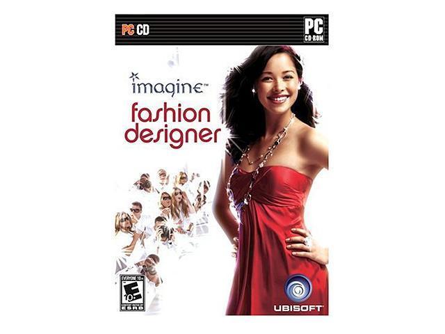 Imagine Fashion Designer Pc Game Newegg Com