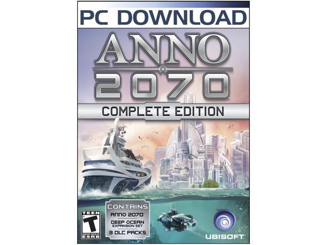 Anno 2070 Complete Edition [Online Game Code] - Newegg com
