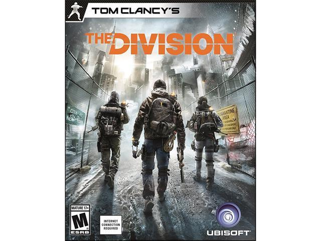 44a21256fe1 Tom Clancy s The Division  Online Game Code  - Newegg.com