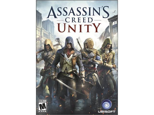 Assassin's Creed Unity [Online Game Code] - Newegg com