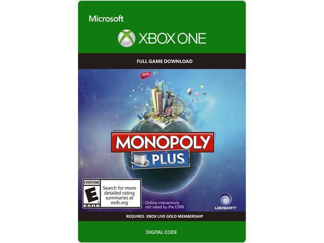 Monopoly Plus XBOX One [Digital Code] - Newegg com