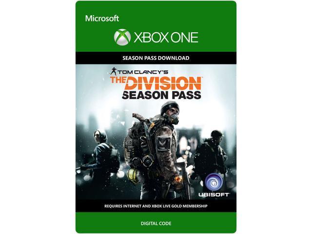 823e67f35e3 Tom Clancy s The Division Season Pass - XBOX One  Digital Code ...