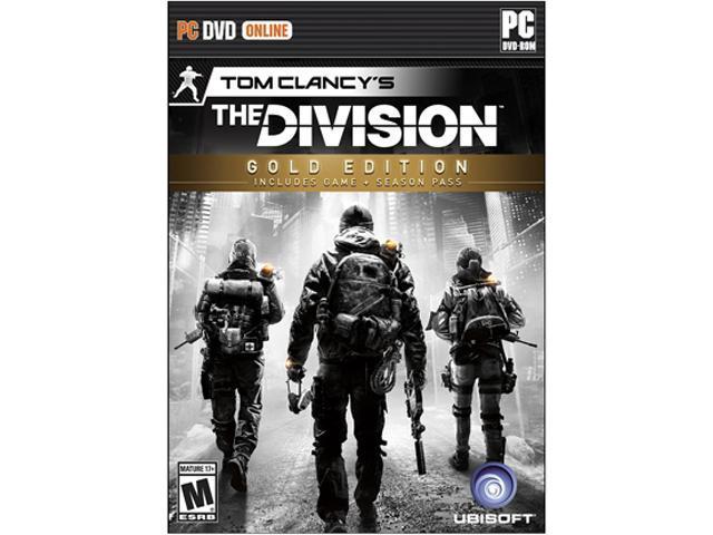 e49b6bf58a1 Tom Clancy s The Division (Gold Edition) - PC - Newegg.com