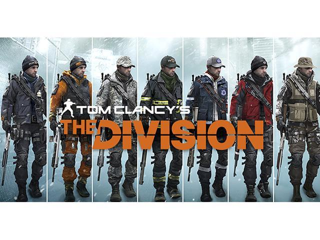 fe5e384a7ea Tom Clancy s The Division Frontline Outfits Pack DLC  Online Game Code