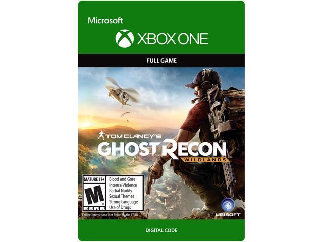 Tom Clancy's Ghost Recon Wildlands Xbox One [Digital Code] - Newegg com
