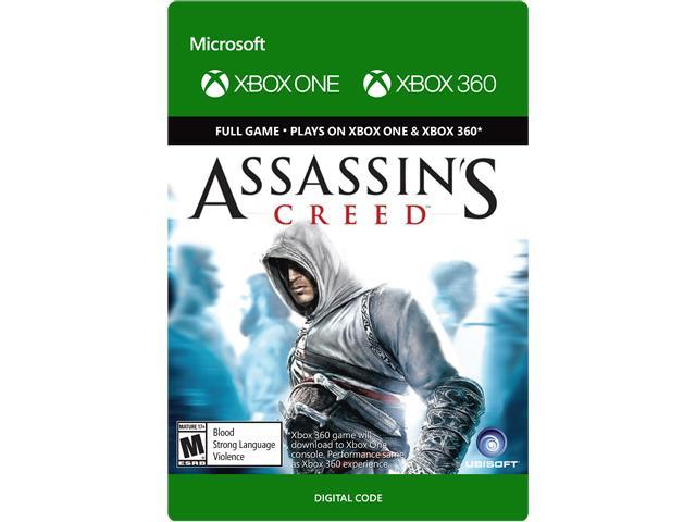 Assassin S Creed Xbox One Xbox 360 Digital Code Newegg Com