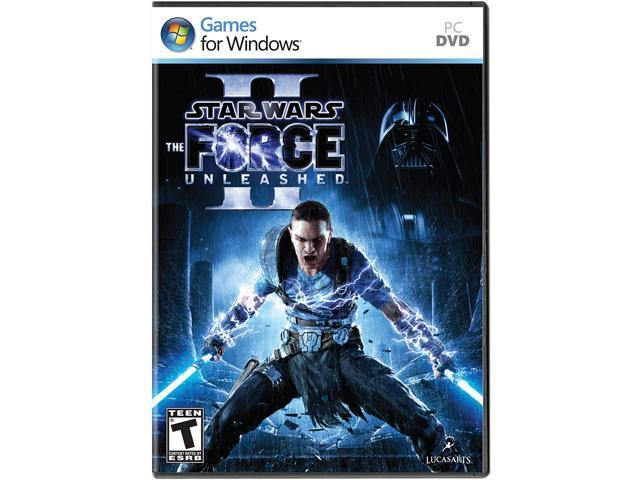 Star Wars Force Unleashed 2 PC Game - Newegg com