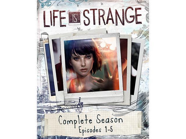 Life is Strange Complete Season [Online Game Code] - Newegg com