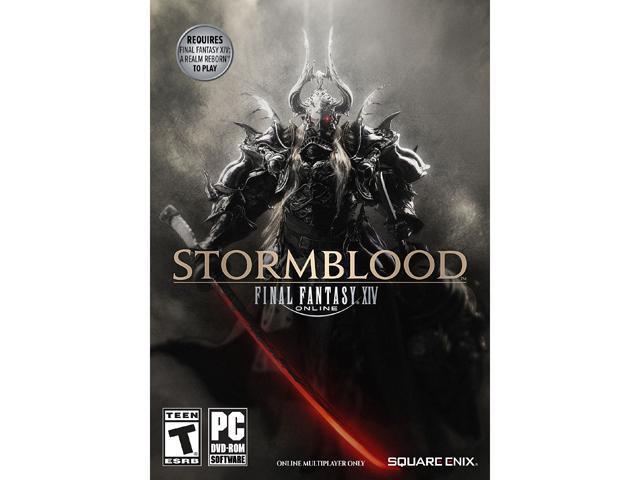 Final Fantasy XIV: Stormblood - PC - Newegg com