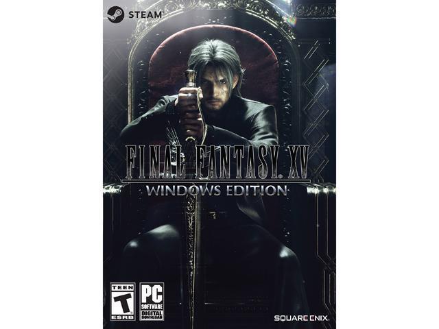 FINAL FANTASY XV Windows Edition [Online Game Code] - Newegg com