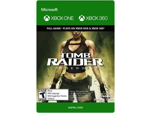 Tomb Raider: Underworld Xbox One & Xbox 360 [Digital Code] - Newegg com
