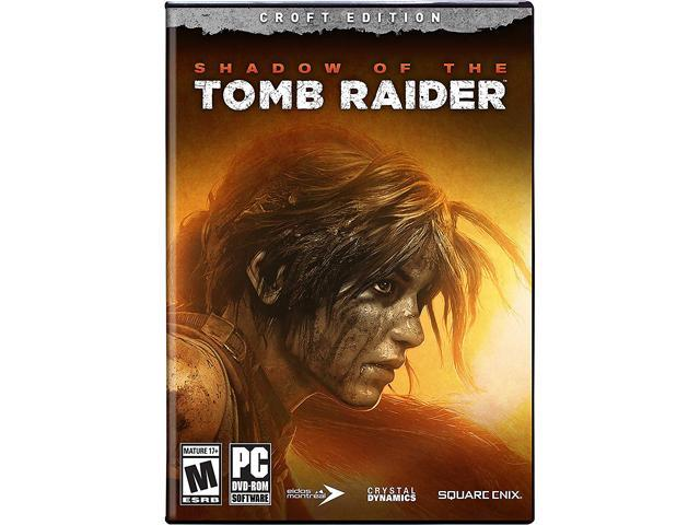 cd40677d74c Shadow of the Tomb Raider Croft Edition [Online Game Code] - Newegg.com
