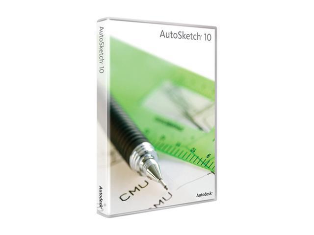 Buy OEM Autodesk AutoSketch 10