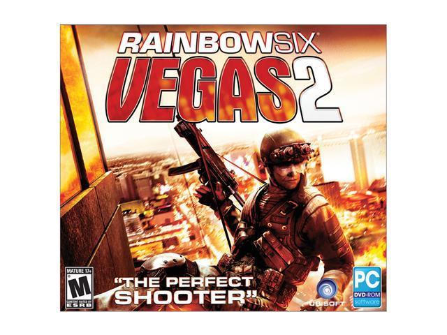 Rainbow Six Vegas 2 PC Game - Newegg com