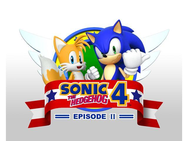 Sonic The Hedgehog 4 Episode 2 Online Game Code Newegg Com