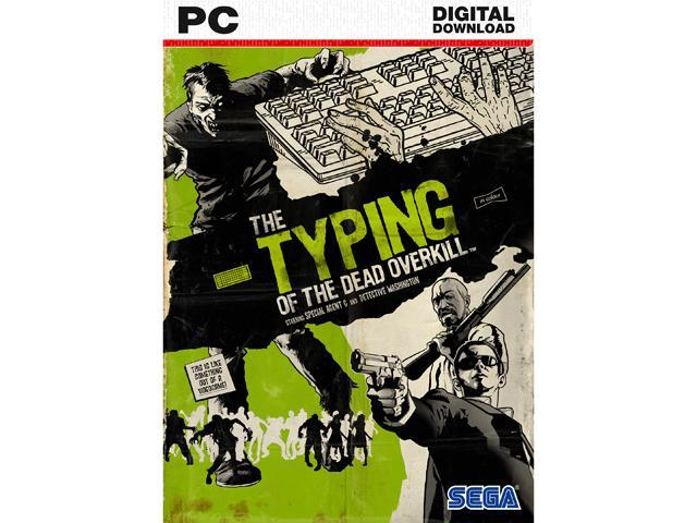 Typing Of The Dead Overkill Online Game Code Newegg Com