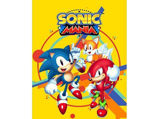 Sonic Mania [Online Game Code] - Newegg com