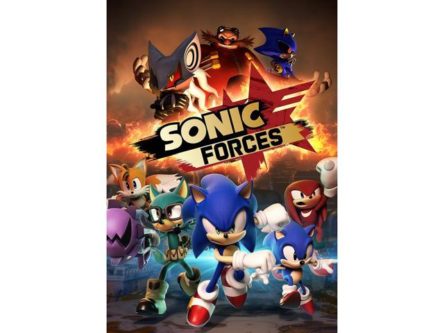Sonic Forces - Standard Edition [Online Game Code] - Newegg com