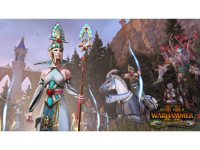 Total War: WARHAMMER II The Queen & The Crone [Online Game Code] -  Newegg com