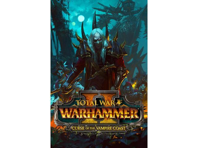 Total War: WARHAMMER II - Curse of the Vampire Coast [Online Game Code] -  Newegg com