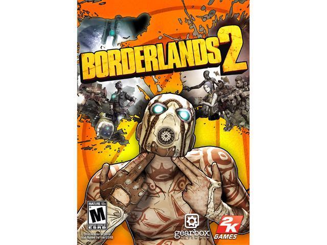 Borderlands 2 [Online Game Code] - Newegg com
