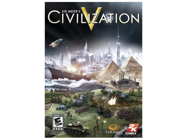 Sid Meier's Civilization V [Online Game Code] - Newegg com